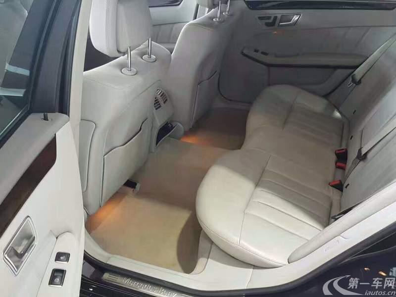 奔驰E级 E300L 2013款 3.0L 自动 汽油 优雅型 (国Ⅳ)
