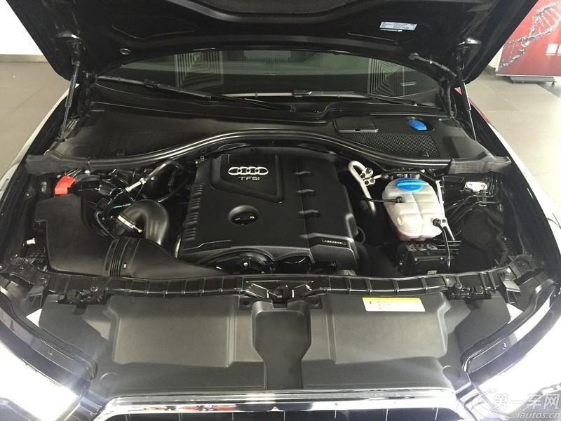 奥迪A6L TFSI 2012款 2.0T 手动 基本型 (国Ⅳ)