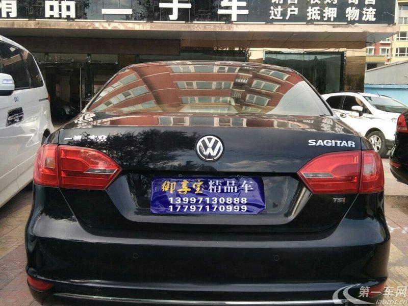 大众速腾 2012款 1.4T 手动 豪华型 (国Ⅳ)