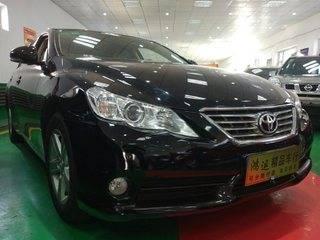丰田锐志 2.5L 自动 S风度菁华版