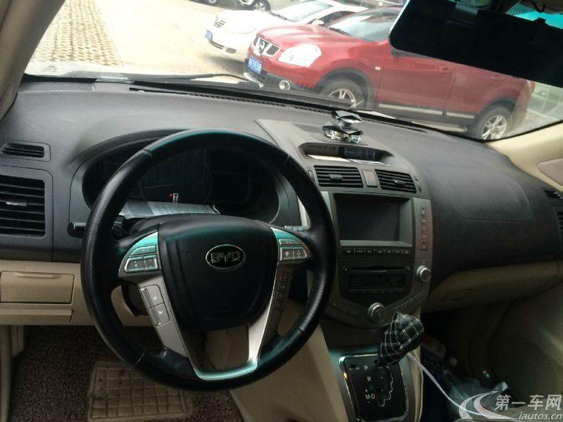 比亚迪S6 2011款 2.4L 自动 前驱 (国Ⅳ)