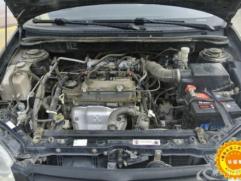 比亚迪F3 白金版 2007款 1.5L 手动 豪华型 (国Ⅲ)