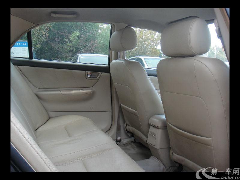 比亚迪F3 白金版 2008款 1.5L 手动 豪华型 (国Ⅲ带OBD)
