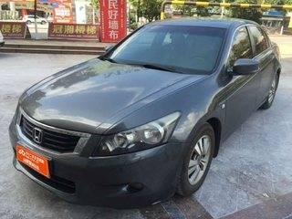 本田雅阁 2.4L 自动 标准型EX