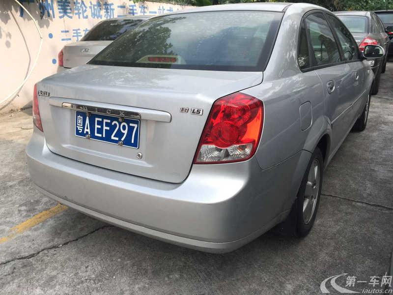 别克凯越 2003款 1.8L 自动 LS顶级型 (国Ⅲ)