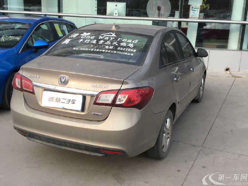 长安悦翔 2013款 1.5L 自动 4门5座三厢车 梦幻型 (国Ⅳ)