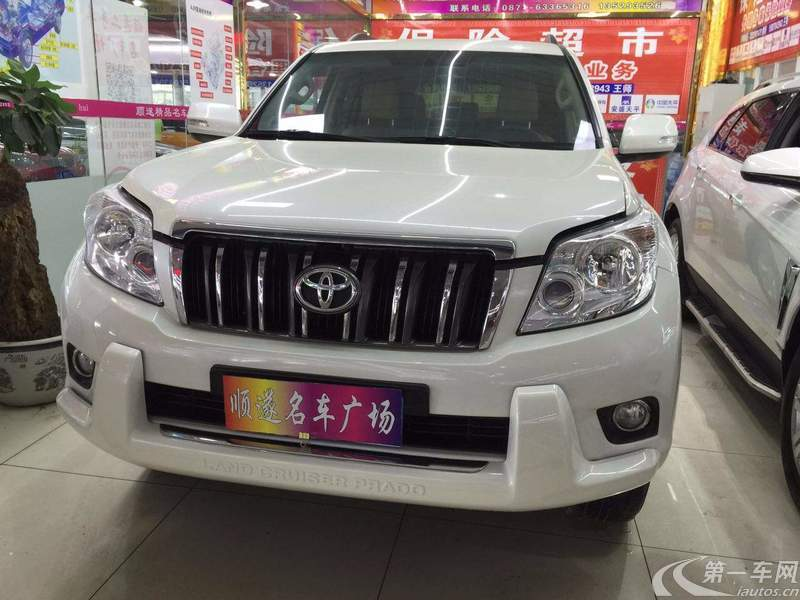 丰田[进口] 2013款 2.7L 自动 四驱 中东版平行进口