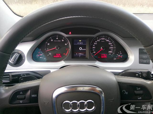 奥迪2009款 2.4L 自动 豪华型 (国Ⅳ)
