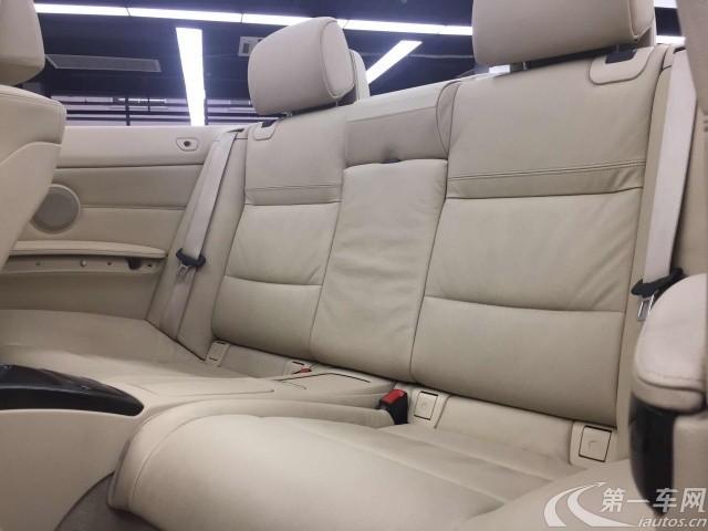 宝马3系敞篷车 335i [进口] 2011款 3.0T 自动