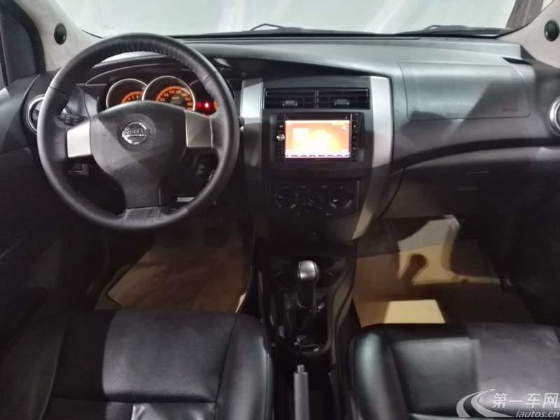 日产骊威 2008款 1.6L 手动 GX劲锐版标准型 (国Ⅳ)