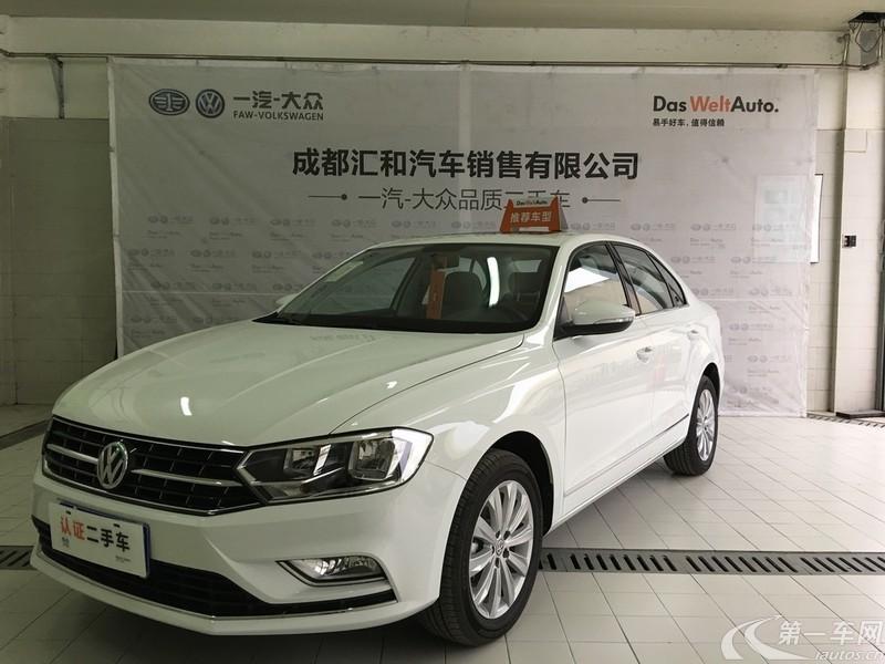 大众宝来 2015款 1.6L 手动 4门5座三厢车 质惠版舒适型 (国Ⅴ)