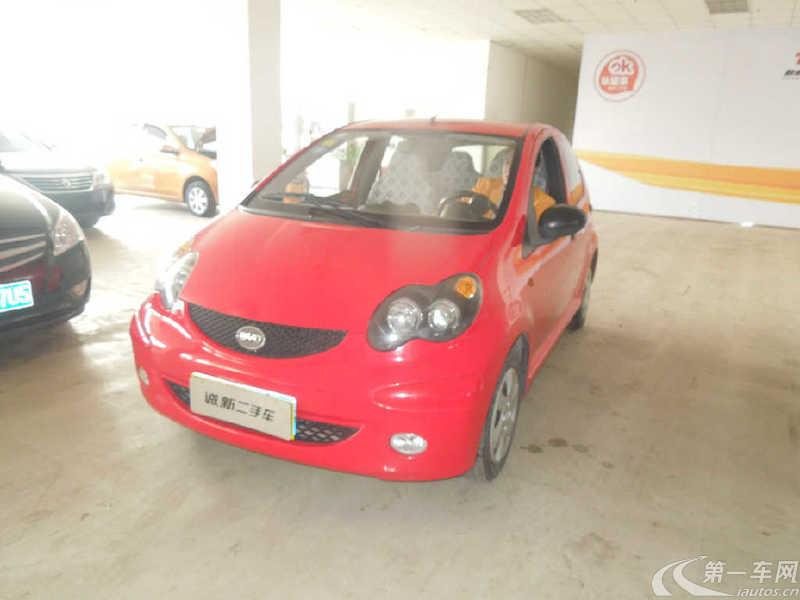 比亚迪F0 2012款 1.0L 手动 尚酷型 (国Ⅳ)