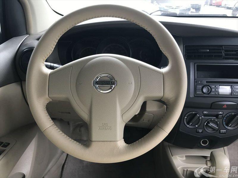 日产骊威 2008款 1.6L 自动 GT炫能型 (国Ⅲ带OBD)