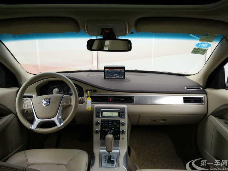 沃尔沃S80 [进口] 2008款 2.5T 自动 汽油 智尊版
