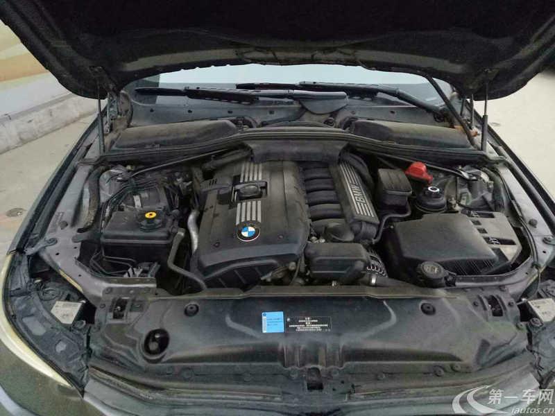 宝马5系 523Li 2008款 2.5L 自动 汽油 典雅型 (国Ⅳ)