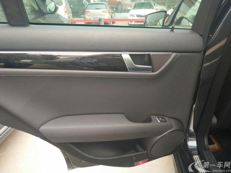 奔驰C级 C260 2013款 1.8T 自动 优雅型 (国Ⅳ)