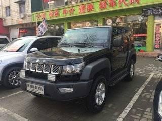 北京汽车40 2.4L 手动 远行版