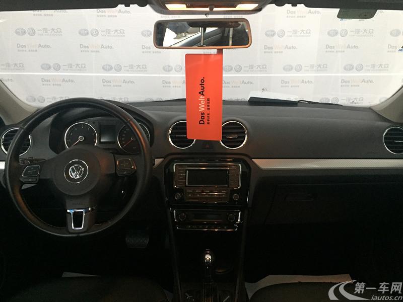 大众捷达 2015款 1.6L 自动 汽油 豪华型 (国Ⅳ)