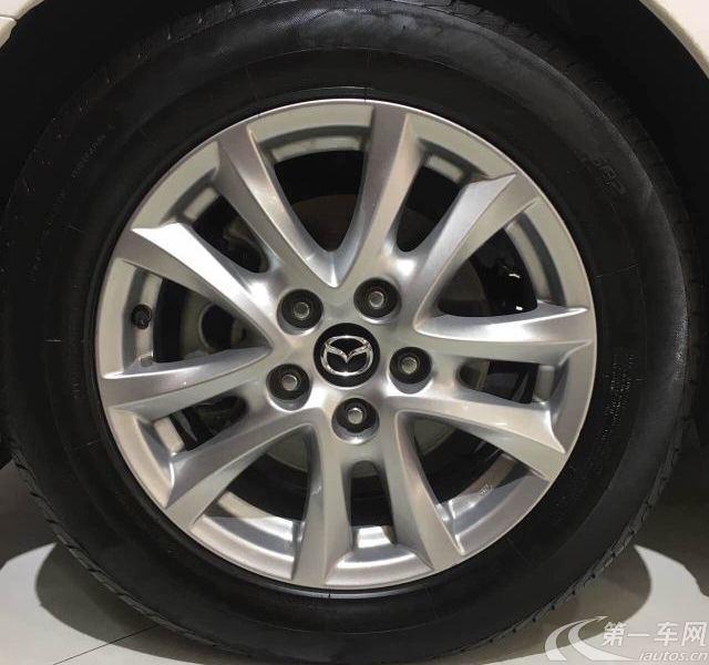马自达3昂克赛拉 2014款 1.5L 自动 尊贵型 (国Ⅴ)