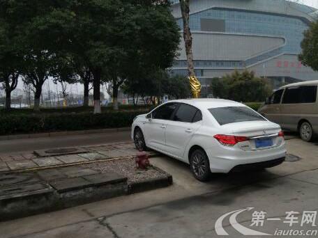 雪铁龙C4L 2014款 1.8L 手动 智驱版劲享型 (国Ⅴ)