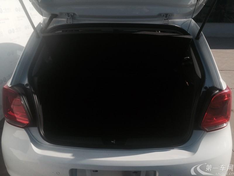 大众POLO 2013款 1.4L 自动 5门5座两厢车 舒适版 (国Ⅳ)