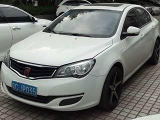荣威350 1.5L 自动 豪华天窗版