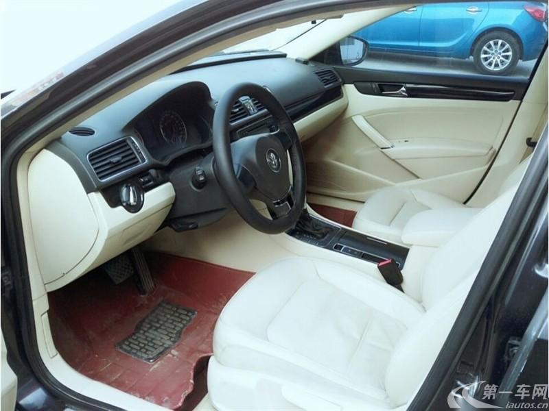 大众帕萨特 2011款 1.8T 自动 汽油 尊荣版 (国Ⅳ)