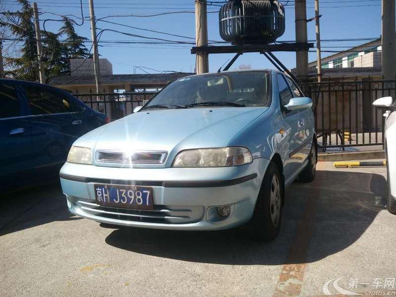 菲亚特派力奥 2004款 1.5L 手动 HL (国Ⅱ)