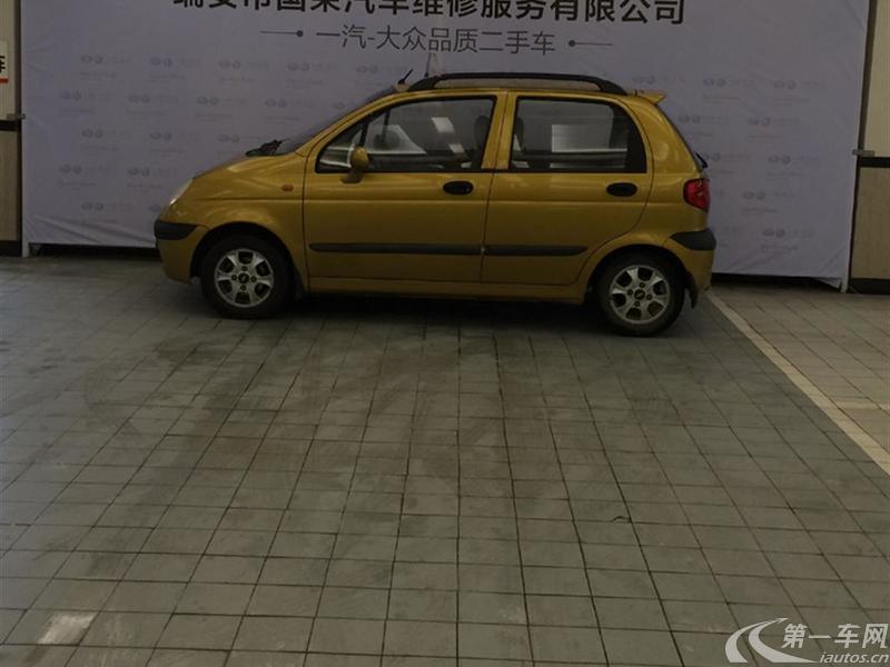 雪佛兰乐驰 2009款 0.8L 手动 舒适Ⅱ型 (国Ⅲ)