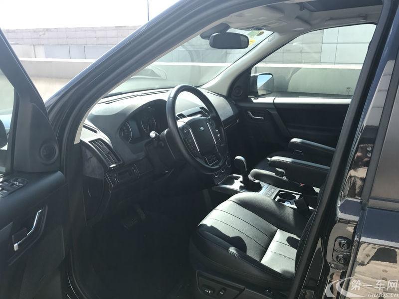路虎神行者 [進口] 2012款 2.2T 自動 四驅 柴油 SE