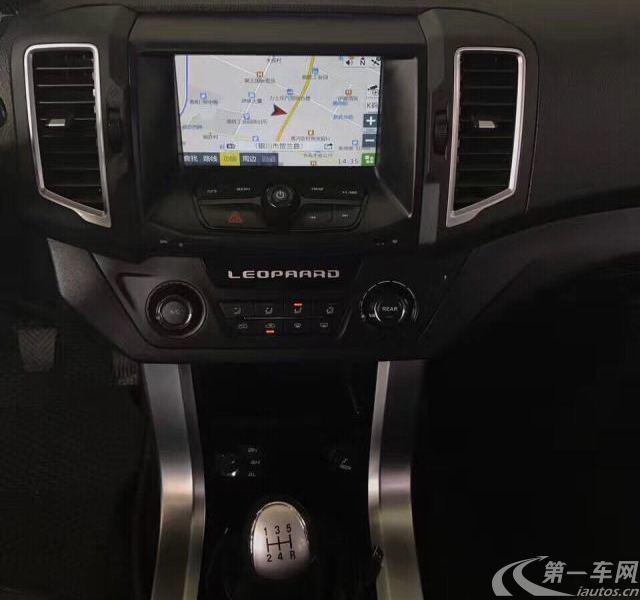 长丰猎豹Q6 2014款 2.4L 手动 四驱 四驱版 (国Ⅳ)