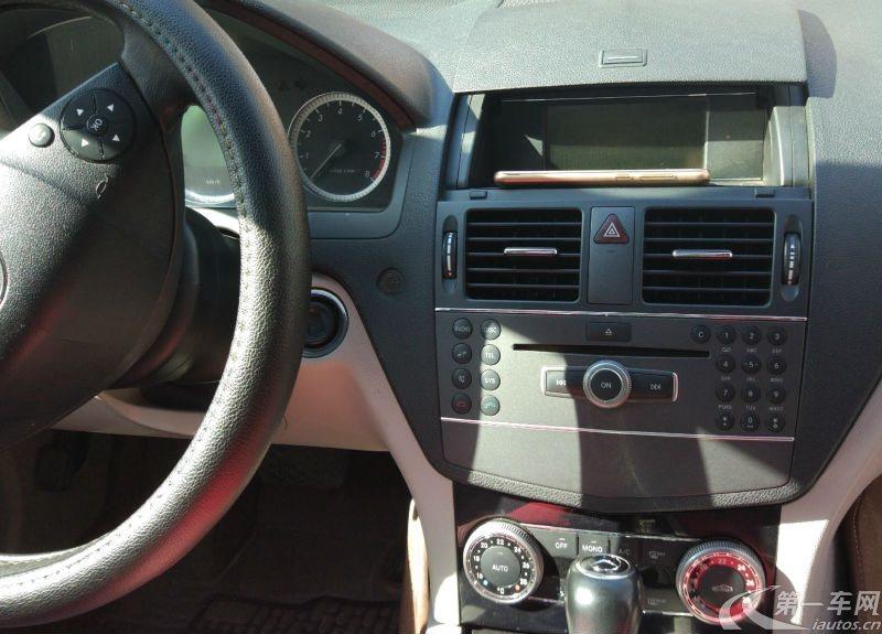 奔驰C级 C180K 2010款 1.6T 自动 经典型 (国Ⅳ)