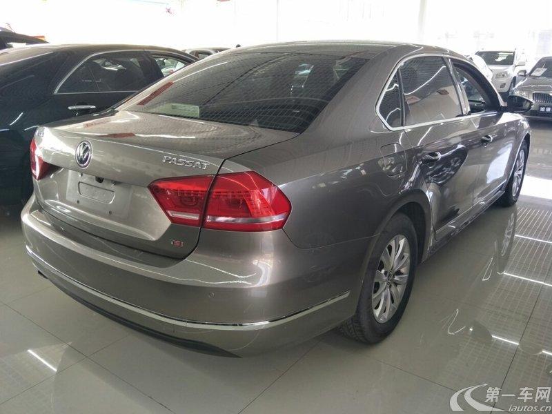 大众2011款 1.8T 自动 汽油 尊荣版 (国Ⅳ)