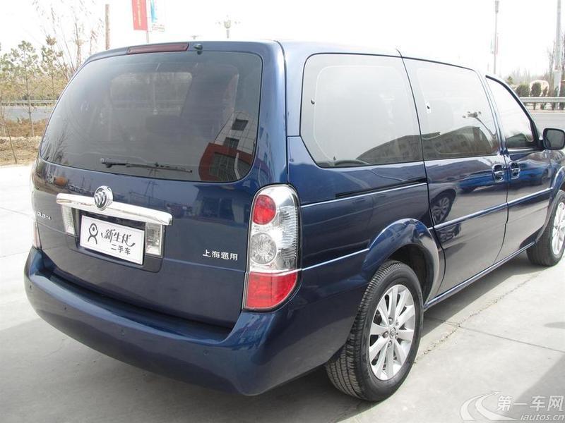别克GL8 2011款 2.4L 自动 7座 LT行政型 (国Ⅳ)