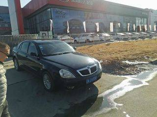 中华尊驰 2.4L 手动 豪华型