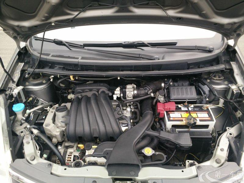 日产骊威 2010款 1.6L 自动 GX劲锐版标准型 (国Ⅲ带OBD)