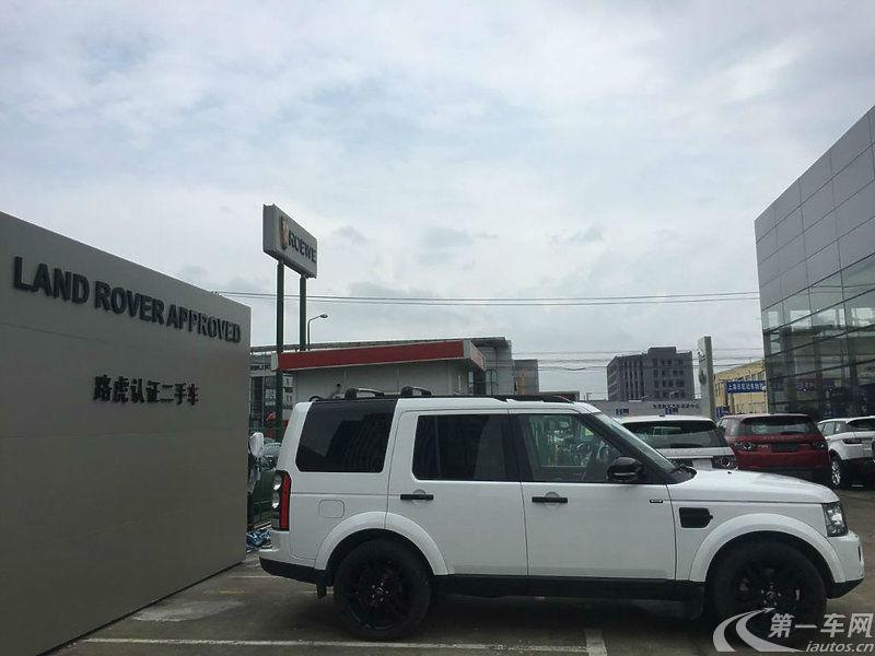 路虎发现 [进口] 2016款 3.0T 自动 四驱 汽油 征峰限量版