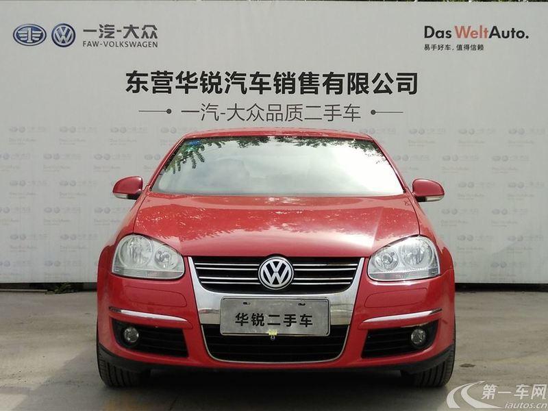 大众速腾 2007款 1.6L 手动 时尚型 (国Ⅳ)