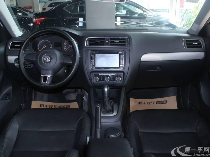 大众速腾 2012款 1.6L 自动 舒适型 (国Ⅳ)