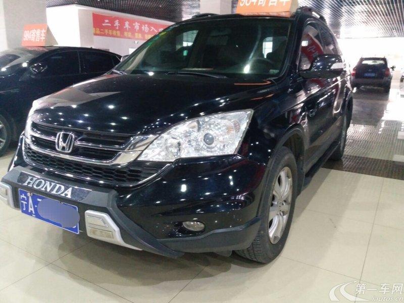 本田CR-V 2010款 2.0L 自动 四驱 经典型 (国Ⅳ)