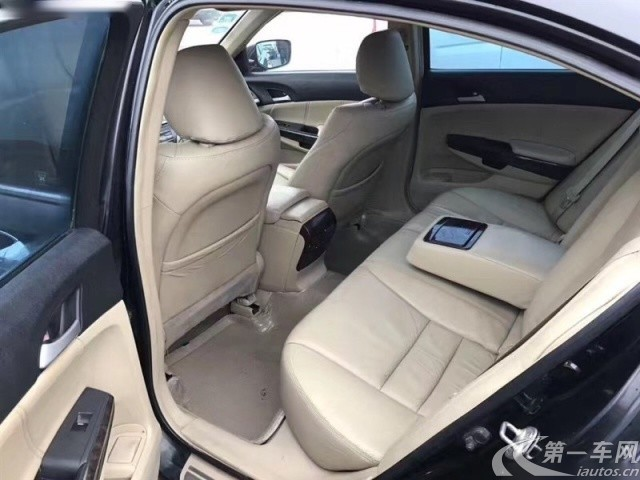 本田雅阁 2008款 2.4L 自动 标准型EX (国Ⅲ)