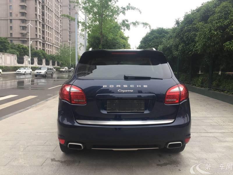 保时捷[进口] 2011款 3.0T 自动 四驱 汽油