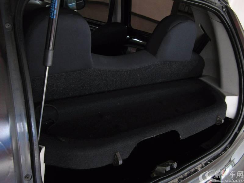 比亚迪F0 爱国版 2010款 1.0L 手动 尚酷型 (国Ⅳ)