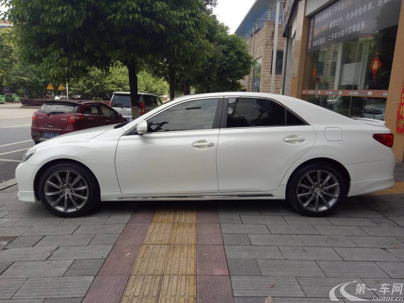 丰田锐志 2012款 2.5L 自动 V风度菁英炫装版 (国Ⅳ)