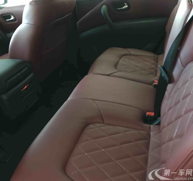 日产途乐 [进口] 2014款 5.6L 自动 四驱