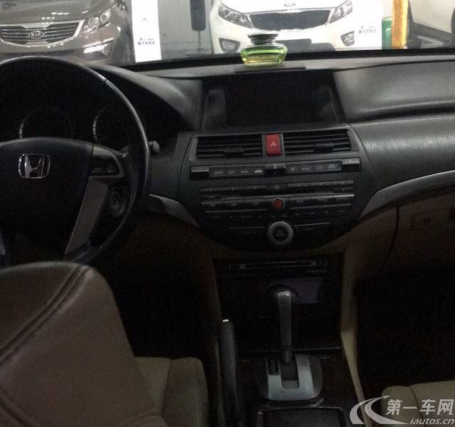 本田雅阁 2009款 2.4L 自动 精英型LX (国Ⅳ)