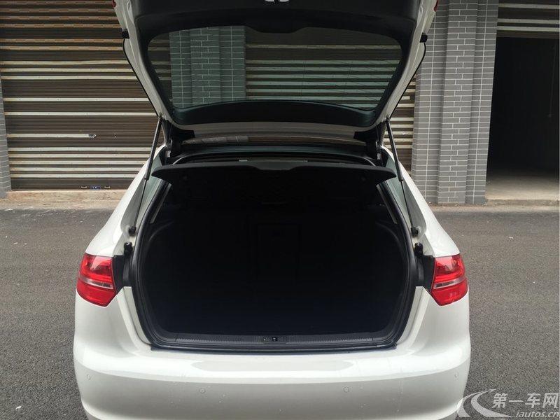 奥迪A3 35TFSI 2014款 1.4T 自动 汽油 豪华型Sportback (国Ⅳ)