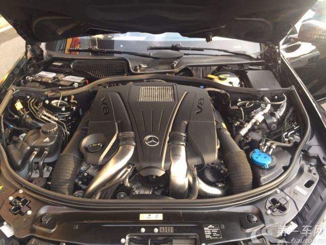 巴博斯S级 [进口] 2012款 4.7T 自动