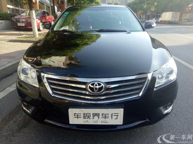 丰田凯美瑞 2011款 2.0L 自动 经典型周年纪念版 (国Ⅳ)
