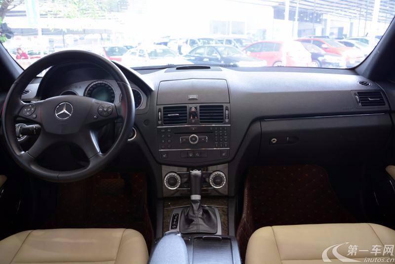 奔驰C级 C230 2008款 2.5L 自动 时尚型 (国Ⅳ)